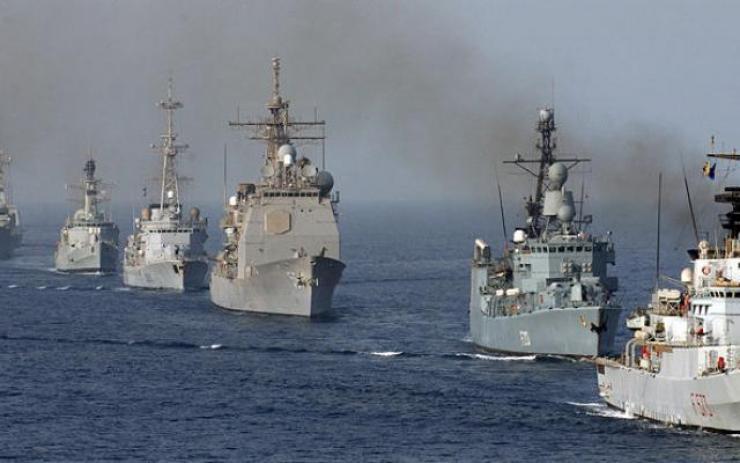 Резултат с изображение за Кораби на НАТО